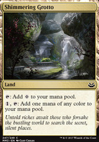 Modern Masters 2017 Foil: Shimmering Grotto