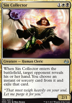 Modern Masters 2017 Foil: Sin Collector