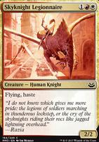 Modern Masters 2017: Skyknight Legionnaire