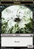 Modern Masters 2017: Spider Token