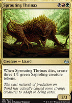 Modern Masters 2017: Sprouting Thrinax