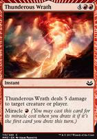 Modern Masters 2017 Foil: Thunderous Wrath