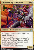 Modern Masters 2017: Thundersong Trumpeter