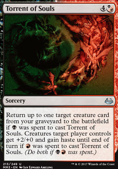 Modern Masters 2017: Torrent of Souls