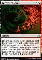 Modern Masters 2017 Foil: Torrent of Souls
