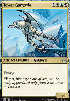 Modern Masters 2017: Tower Gargoyle