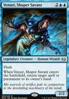 Modern Masters 2017: Venser, Shaper Savant
