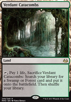 Modern Masters 2017: Verdant Catacombs