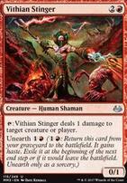 Modern Masters 2017 Foil: Vithian Stinger