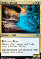 Modern Masters 2017: Wall of Denial