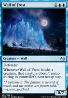 Modern Masters 2017: Wall of Frost