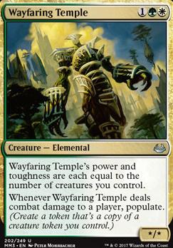 Modern Masters 2017 Foil: Wayfaring Temple