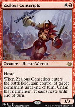 Modern Masters 2017: Zealous Conscripts