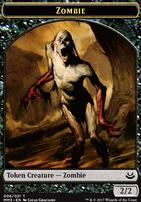 Modern Masters 2017: Zombie Token