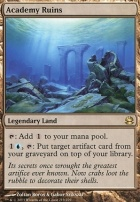 Modern Masters Foil: Academy Ruins