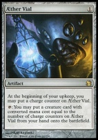 Modern Masters Foil: Aether Vial