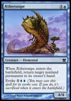 Modern Masters Foil: Aethersnipe