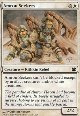 Modern Masters Foil: Amrou Seekers