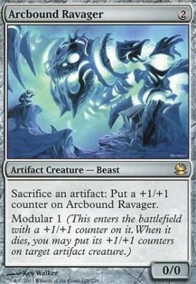 Modern Masters: Arcbound Ravager