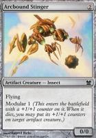Modern Masters Foil: Arcbound Stinger