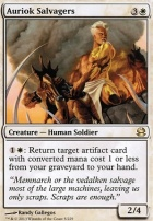 Modern Masters Foil: Auriok Salvagers