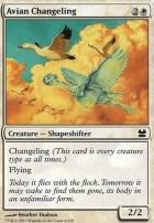 Modern Masters Foil: Avian Changeling