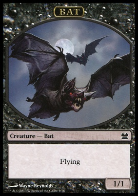 Modern Masters: Bat Token