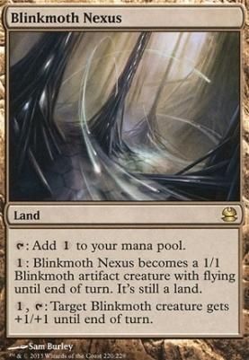 Modern Masters: Blinkmoth Nexus