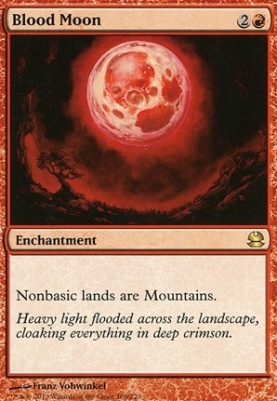 Modern Masters: Blood Moon