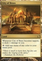 Modern Masters Foil: City of Brass