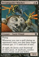 Modern Masters Foil: Dreamspoiler Witches