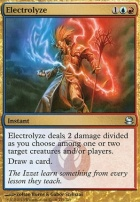 Modern Masters Foil: Electrolyze