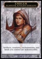 Modern Masters: Emblem (Elspeth, Knight-Errant)