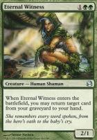 Modern Masters Foil: Eternal Witness
