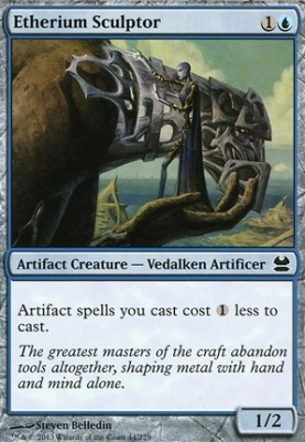 Modern Masters Foil: Etherium Sculptor