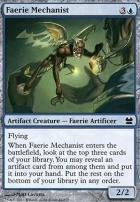 Modern Masters Foil: Faerie Mechanist