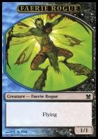 Modern Masters: Faerie Rogue Token