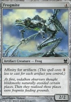 Modern Masters Foil: Frogmite