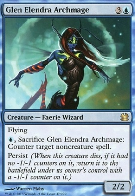 Modern Masters: Glen Elendra Archmage