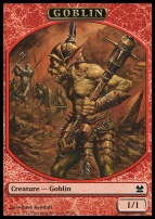 Modern Masters: Goblin Token