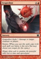 Modern Masters Foil: Grapeshot