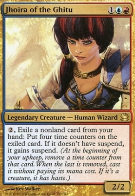 Modern Masters: Jhoira of the Ghitu