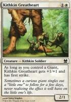 Modern Masters Foil: Kithkin Greatheart
