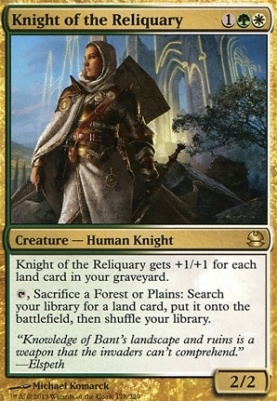 Modern Masters: Knight of the Reliquary