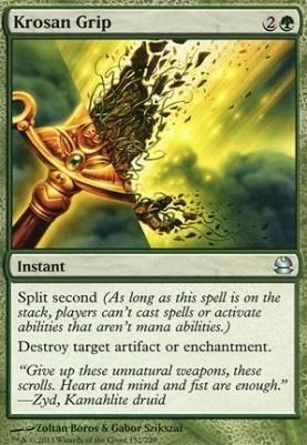 Modern Masters: Krosan Grip