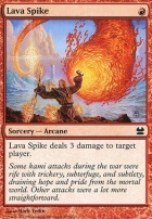Modern Masters: Lava Spike