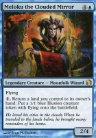 Modern Masters Foil: Meloku the Clouded Mirror