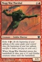 Modern Masters: Mogg War Marshal