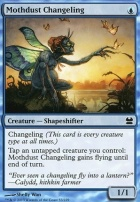 Modern Masters Foil: Mothdust Changeling