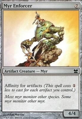 Modern Masters: Myr Enforcer